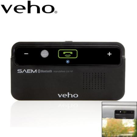 test kit mains libres voiture veho vbc 001 bluetooth. Black Bedroom Furniture Sets. Home Design Ideas