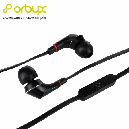 Orbyx Stereo Headset with Integrated Mic