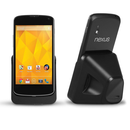 Google Nexus 4 SmartSync Desktop Charging Dock