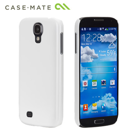 Case-Mate Barely There for Samsung Galaxy S4 - White