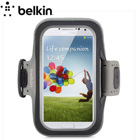 Belkin Slim-Fit Armband For Samsung Galaxy S4 / S3 - Black