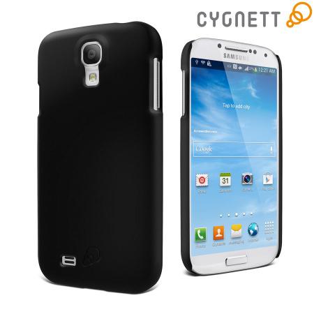 Cygnett Feel PC Case for Samsung Galaxy S4 - Black
