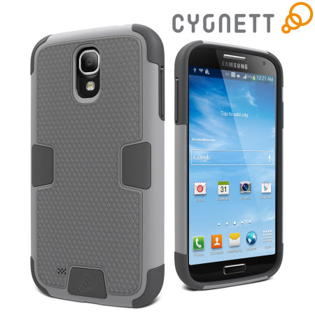 Cygnett WorkMate Case For Samsung Galaxy S4 - Grey