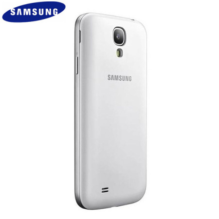 Official Samsung Galaxy S4 Wireless Charging Cover - White