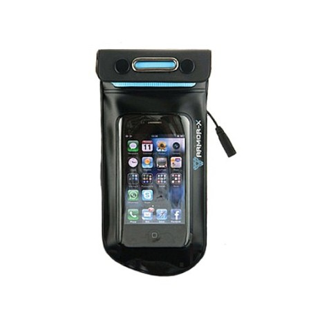 Armor X Waterproof Case For Ipod Touch 5g Black