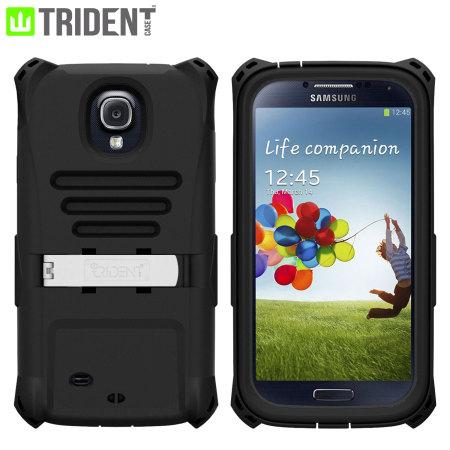Trident Kraken AMS Case for Samsung Galaxy S4 - Black