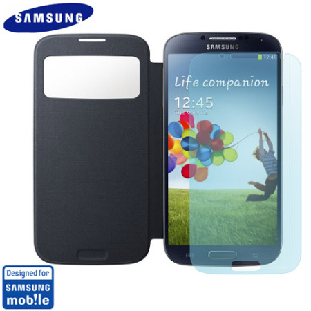 view cover samsung s4