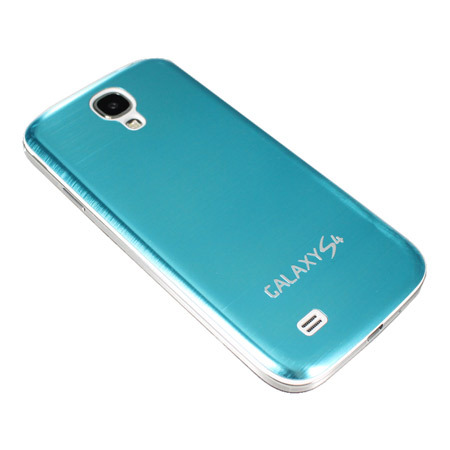 best loved 0b6da ee4e1 Replacement Back Cover for Samsung Galaxy S4 - Blue