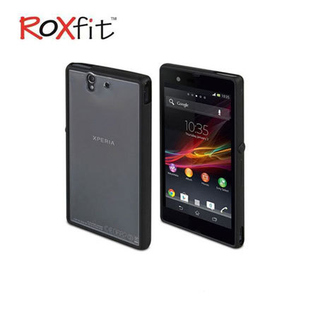 finest selection 5917a d5028 Roxfit Sony Xperia SP SMA4132B Gel Shell Case - Black