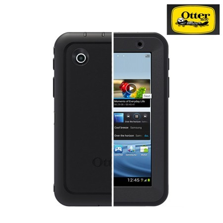 check out 71800 d2d73 Otterbox Defender Samsung Galaxy TAB 2, 7.0 - Black