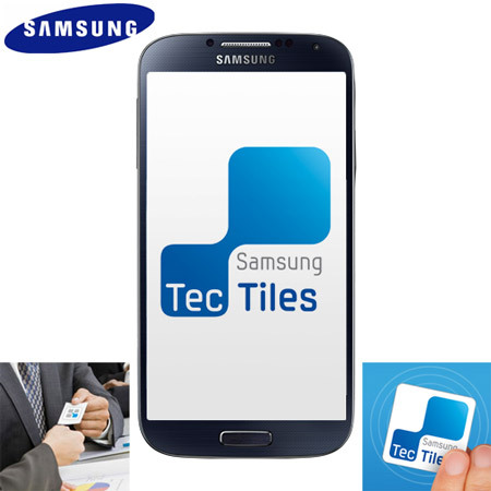 Samsung TecTile 5 Programmable NFC Tags for Galaxy S4