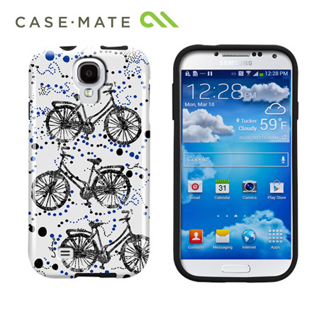 Case-Mate Elizabeth Lambs Afternoon Ride Case For Samsung Galaxy S4