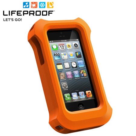 newest a73e3 3d0a3 LifeProof LifeJacket Float Case for iPhone 5 - Orange