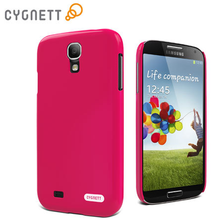 Cygnett Form PC Case for Samsung Galaxy S4 Mini - Gloss Pink