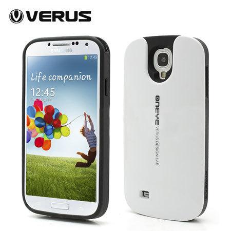 Verus Oneye Case for Samsung Galaxy S4 - White