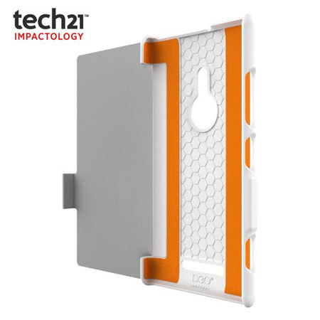 Tech21 Impact Snap with Cover for Nokia Lumia 925 - White