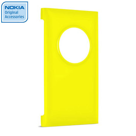 Nokia Original Lumia 1020 Wireless Charging Shell CC-3066 - Yellow