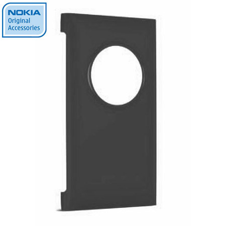 nokia lumia 1020 black. nokia original lumia 1020 wireless charging shell cc-3066 - black