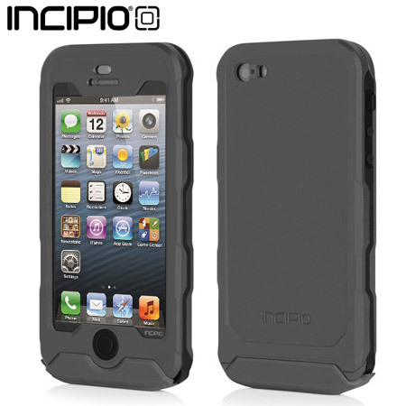 waterproof case for iphone 5 incipio atlas waterproof rugged for iphone 5s 5 18174