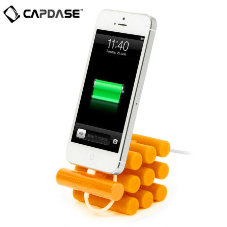 Capdase Versa Stand Apple iPhone and iPod Dock - Orange