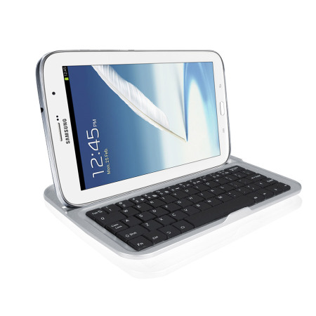 Bluetooth Keyboard and Case for Galaxy Note 8.0