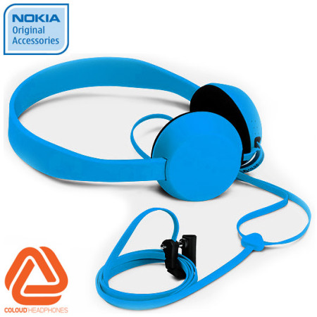 Coloud Knock Nokia Headphones - WH-520 - Cyan