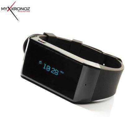 MyKronoz ZeWatch Bluetooth Smartwatch - Black