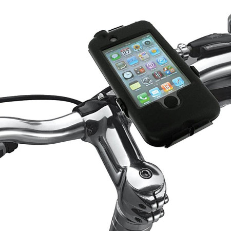 Tigra Sport BikeConsole Waterproof Bike Mount for iPhone 4S/4/3GS/3G