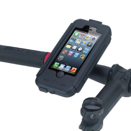 17th april tigra sport bikeconsole waterproof bike mount for iphone 5s 5 can activate