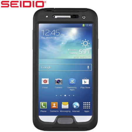 finest selection fb08b c5b71 Seidio OBEX Waterproof Case for Galaxy S4 - Black / Grey
