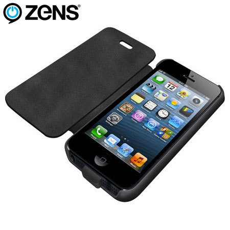 iphone 5s wireless charging zens qi wireless charging for iphone 5s 5 black 6715