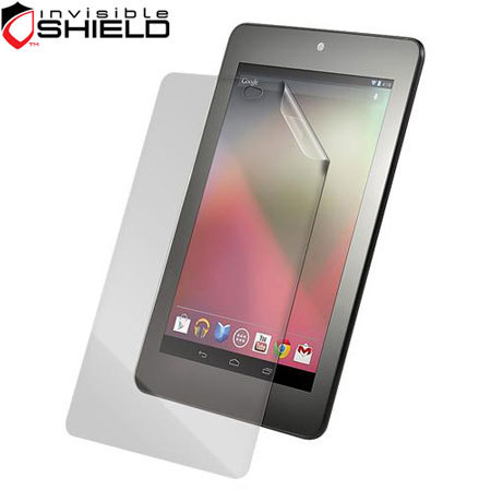 InvisibleSHIELD Screen Protector for Google Nexus 7 2013