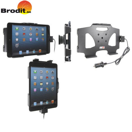 support voiture ipad mini 2 ipad mini brodit actif avec. Black Bedroom Furniture Sets. Home Design Ideas