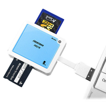 iMono 42-in-1 Card Reader