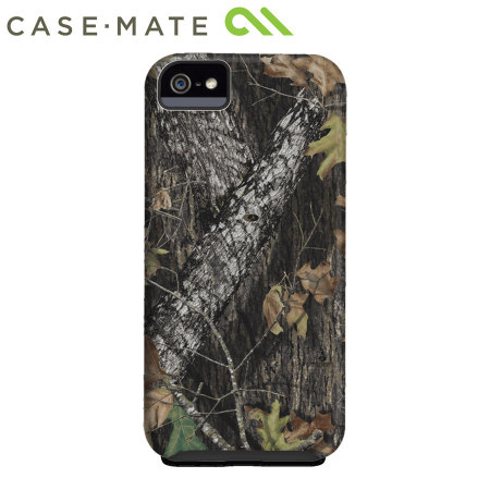 Case-Mate Mossy Oak Tough X for iPhone 5/5S - Break Up Infinity
