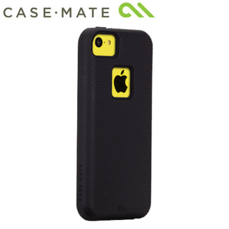 Case-Mate Tough Case for iPhone 5C - Black/Black