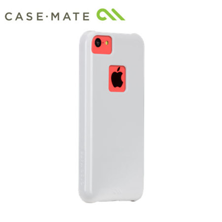 Case-Mate Barely There Case for iPhone 5C - Glossy White