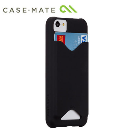 Case-Mate Barely There ID for iPhone 5C - Black