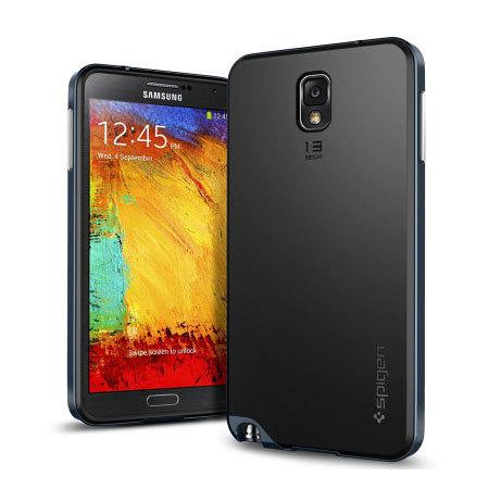 Spigen SGP Neo Hybrid Case for Samsung Galaxy Note 3 - Metal Slate