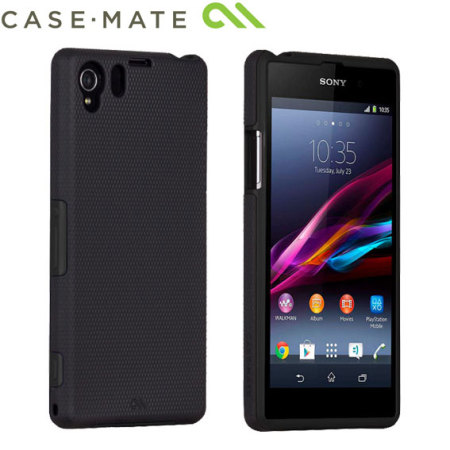 info for 68c2f 030f3 Case-Mate Tough Case for Sony Xperia Z1 - Black/Black