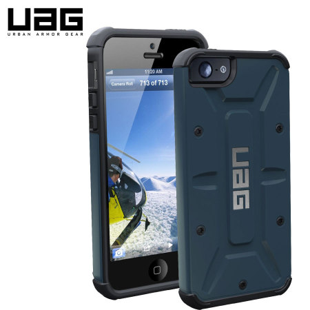 iphone 5 protective case uag protective for iphone 5s 5 slate 7609