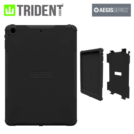 Trident Aegis Case for Apple iPad Air - Black