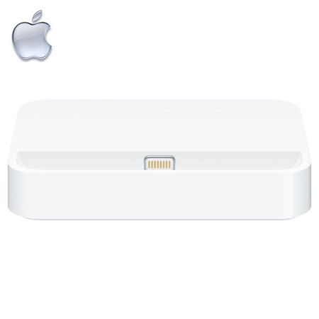 Official Apple iPhone 5S / 5 Lightning Charge and Sync Dock - White