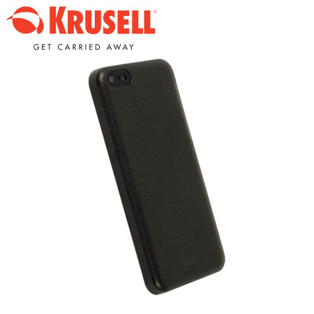 Krusell Frostcover Case for iPhone 5C - Black