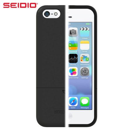 Seidio Surface Case for iPhone 5C - Black