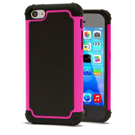 iphone 5c pink genx hybrid tough for apple iphone 5c pink reviews 1310