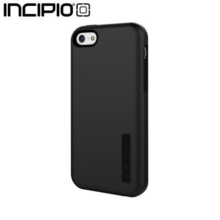 Incipio DualPro Case For iPhone 5C - Black