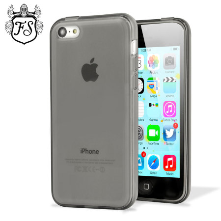 black iphone 5c flexishield skin for iphone 5c black 10275
