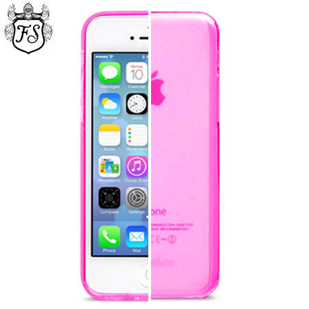 iphone 5c pink flexishield skin for iphone 5c pink 1310