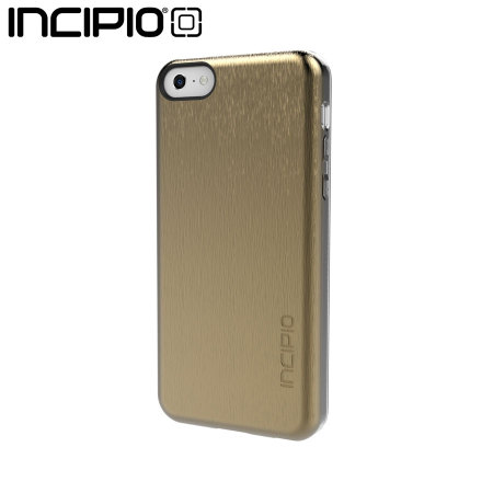 iphone 5c gold incipio feather shine for iphone 5c gold 8119